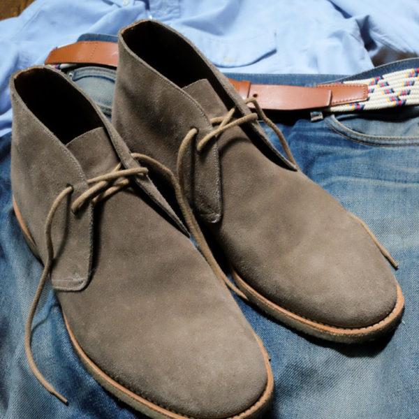 Clark desert boot alternatives