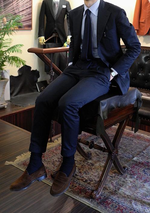 The Knockabout Cotton Suit