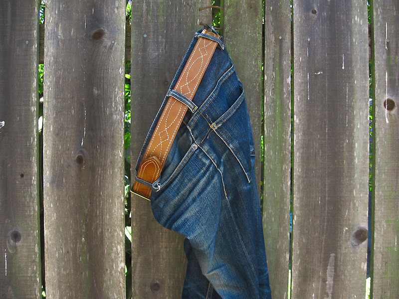 Rugged Belts For Jeans