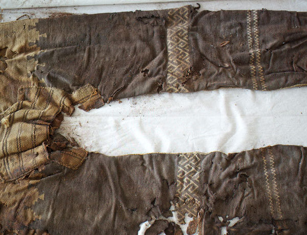 Discovered: The Oldest Trousers Known