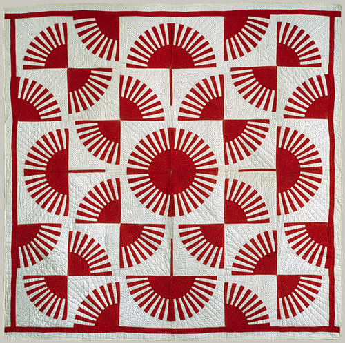 American Quilts and Coverlets