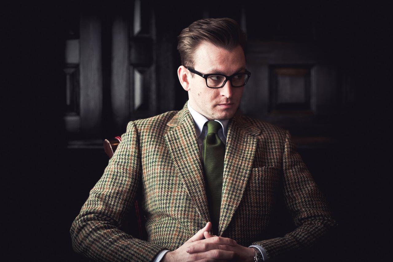 Real People: Tweed, Oxford, and Wool Challis