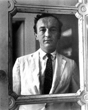 Frank O'Hara: poet, critic, New Yorker, OCBD wearer.
