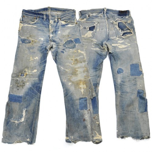 Q & Answer: Patching Jeans