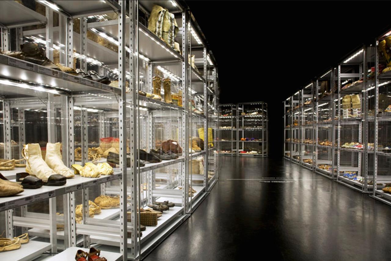 A Shoe Museum