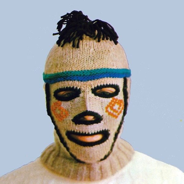 Pretty amazing (ly horrible) 70s homemade knitwear