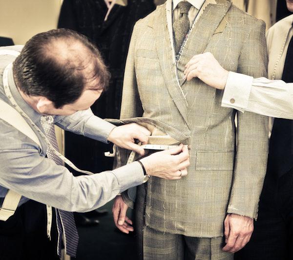 Profit Margins of Bespoke Tailors vs. Fashion Brands