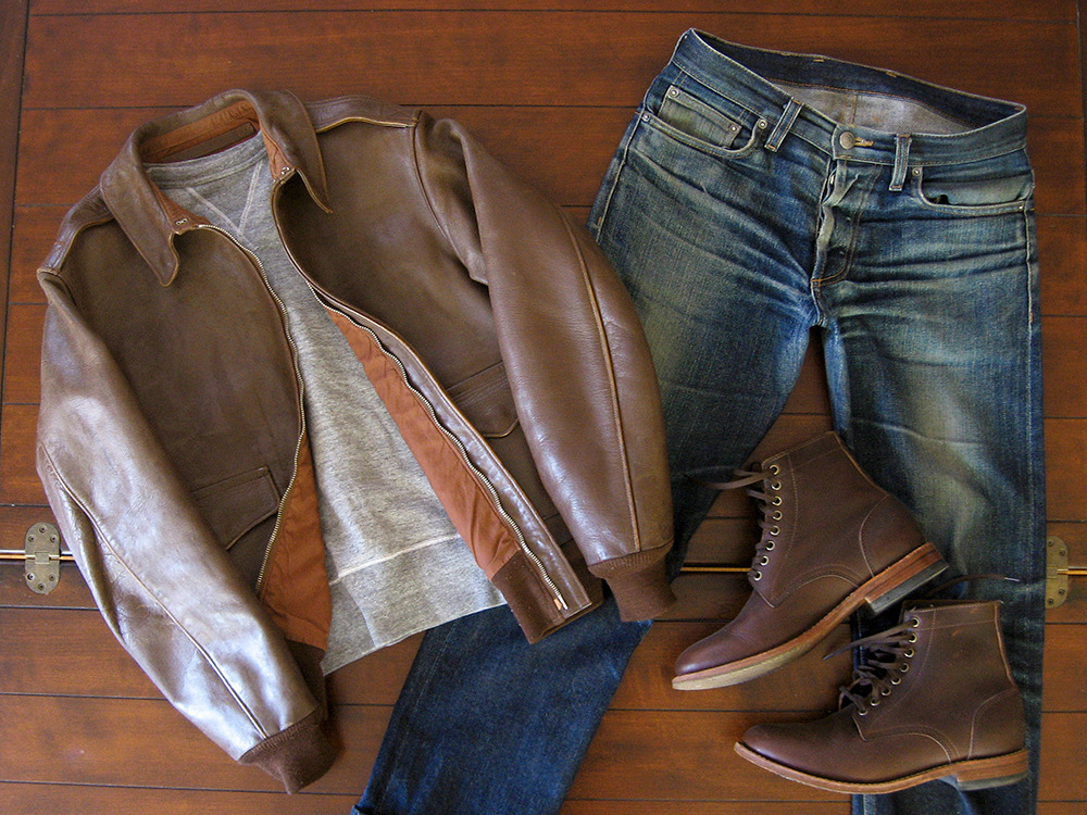 Three Ways To Wear Leather Jackets