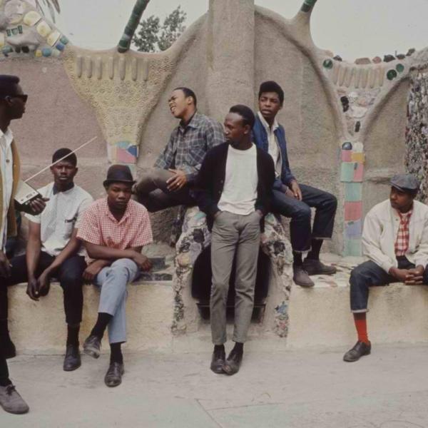 1960s, Watts, Los Angeles