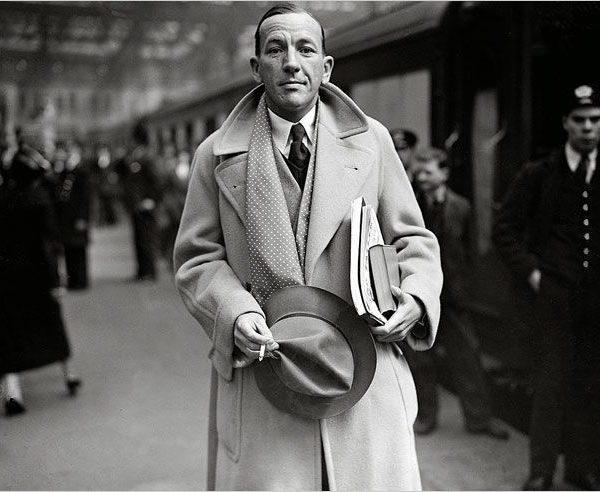 Four Favorite Overcoats