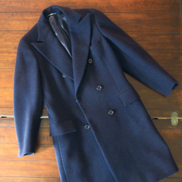Scoring a Winter Overcoat