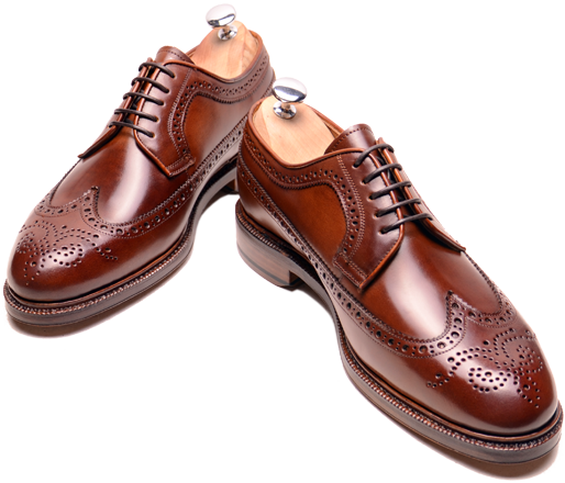 $327 Shell Cordovan Shoes