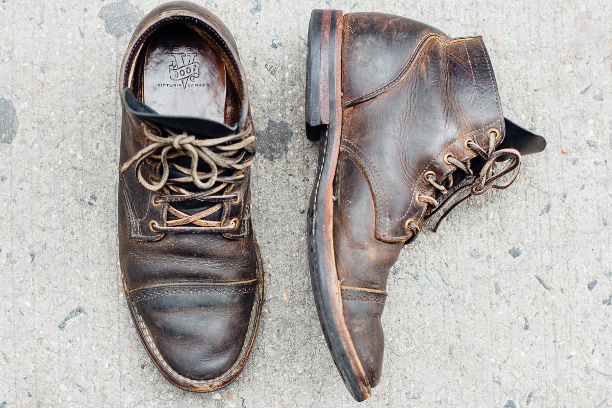 The (Still) Very Useful Work Boot