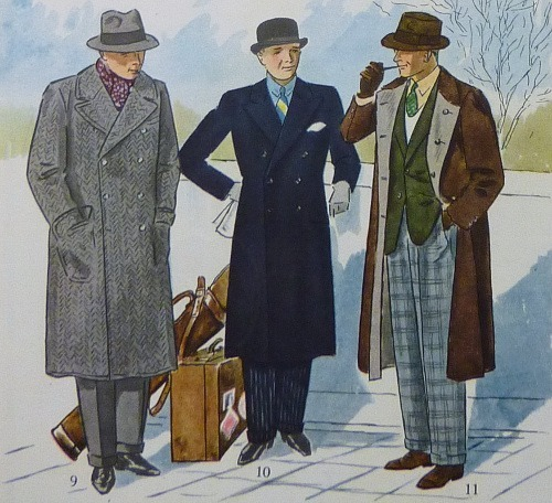 Q & Answer: Overcoat Sizing