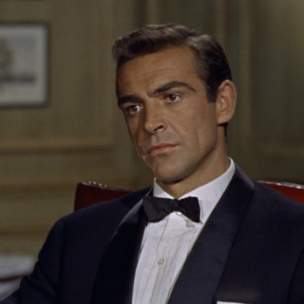 The Suits of James Bond: how to wear black tie like 007