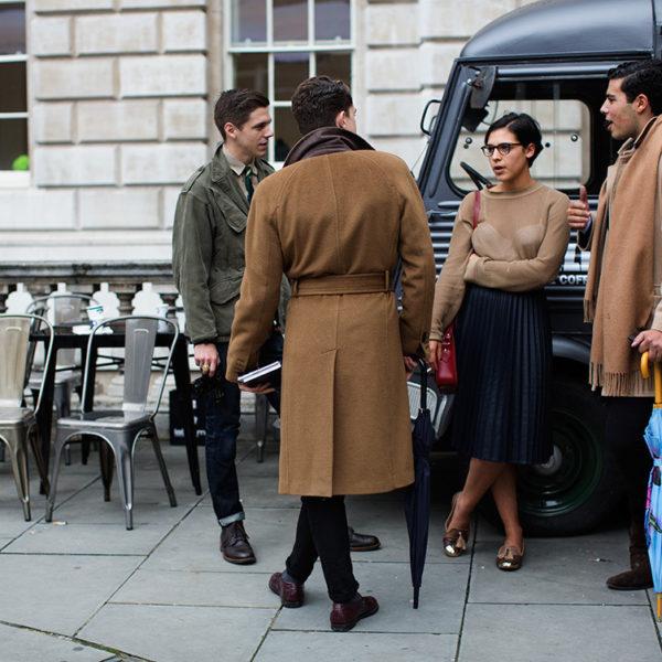 In Praise of Long Overcoats