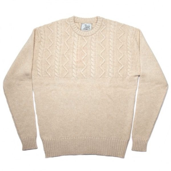 It's on Sale: Sweaters and Accessories at Berg & Berg