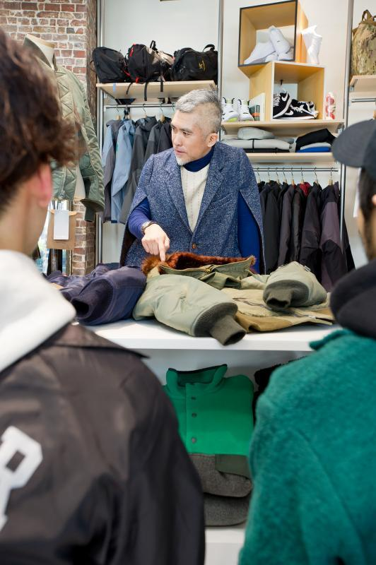 The Science of Styling: Beams Japan