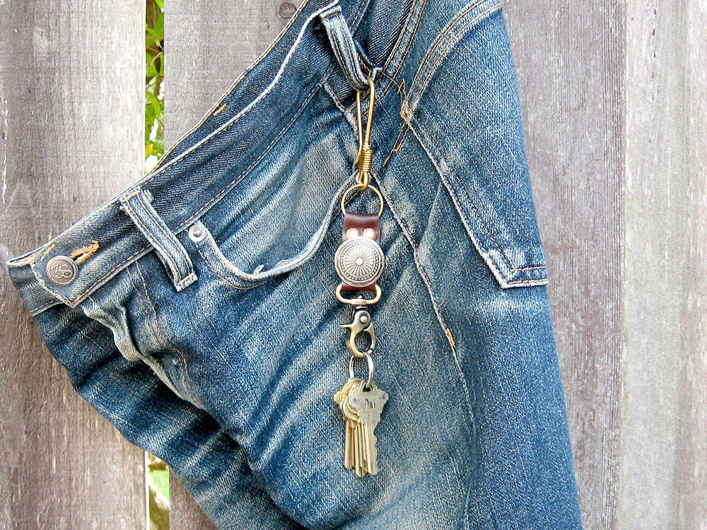 Keychains for Guys Who Wear Slim Jeans