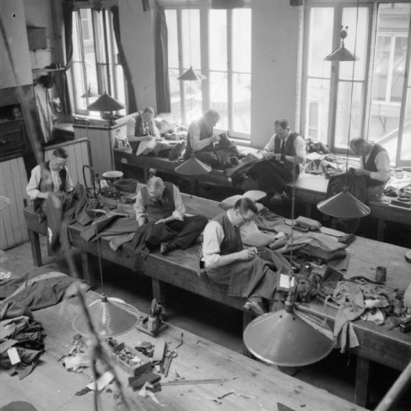 A Tailor's History of Savile Row