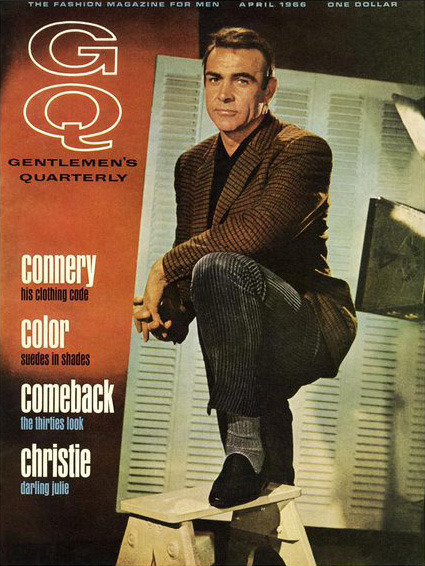 GQ April 1966