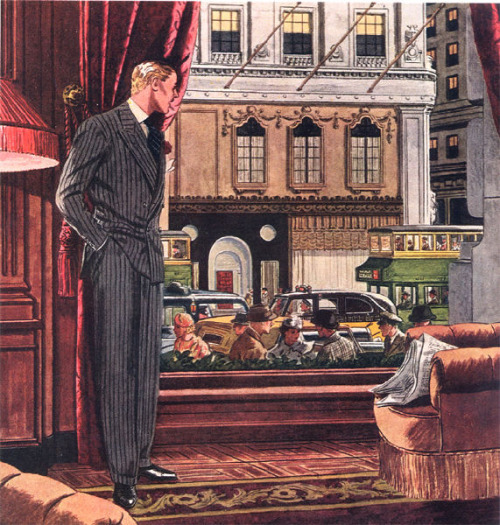 An Introduction to Classic Men's Clothes