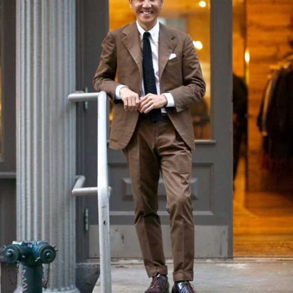 The Under-Appreciated Brown Suit