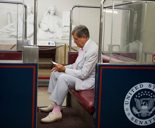 Style Tips From Trent Lott