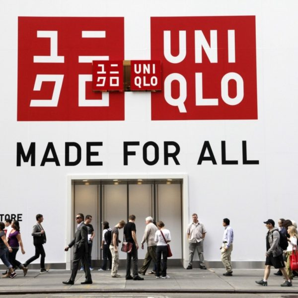 Uniqlo Expands