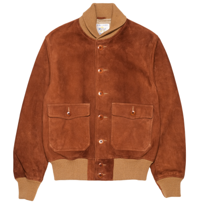 It's on Sale: Golden Bear and Engineered Garments at Federal
