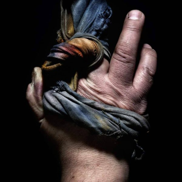 The Stories and Hands of Shoe Shiners