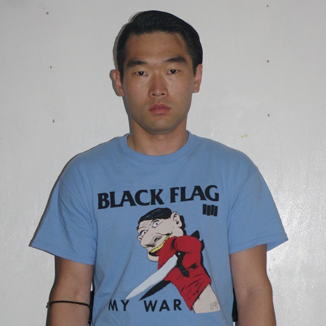 His Favorite Color Is Black Flag