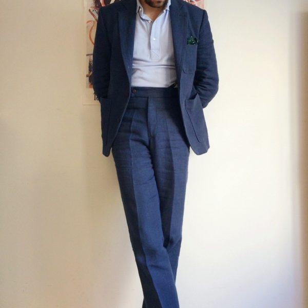 Real People: The Casual Suit