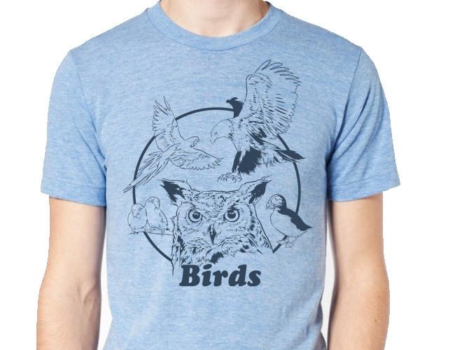 A Bird Shirt
