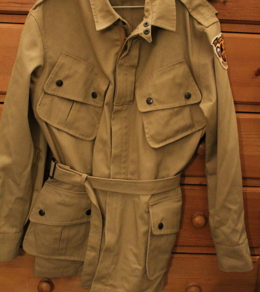 "The M-42 ""Jump Jacket"""