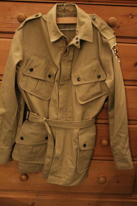 "The M-42""Jump Jacket"""