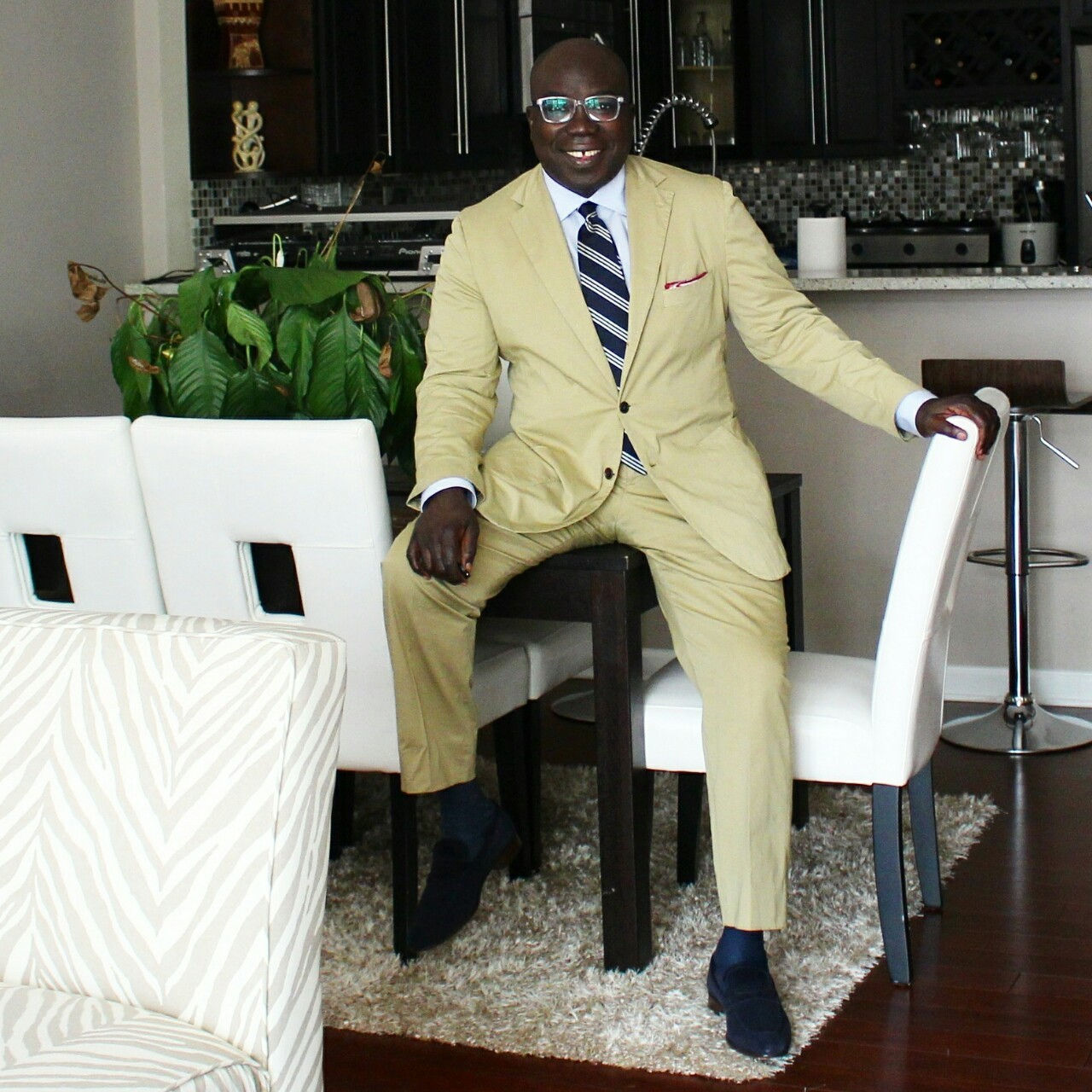 Real People: The Much Neglected Cotton Suit