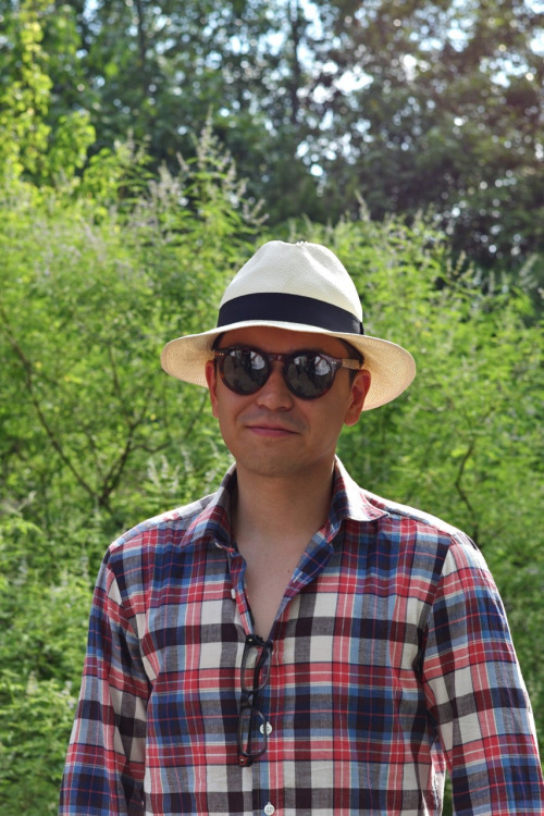 The First Straw: Entry-Level Panama Hats for Summer