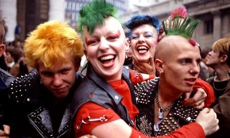The Changing Face of Youth Subcultures