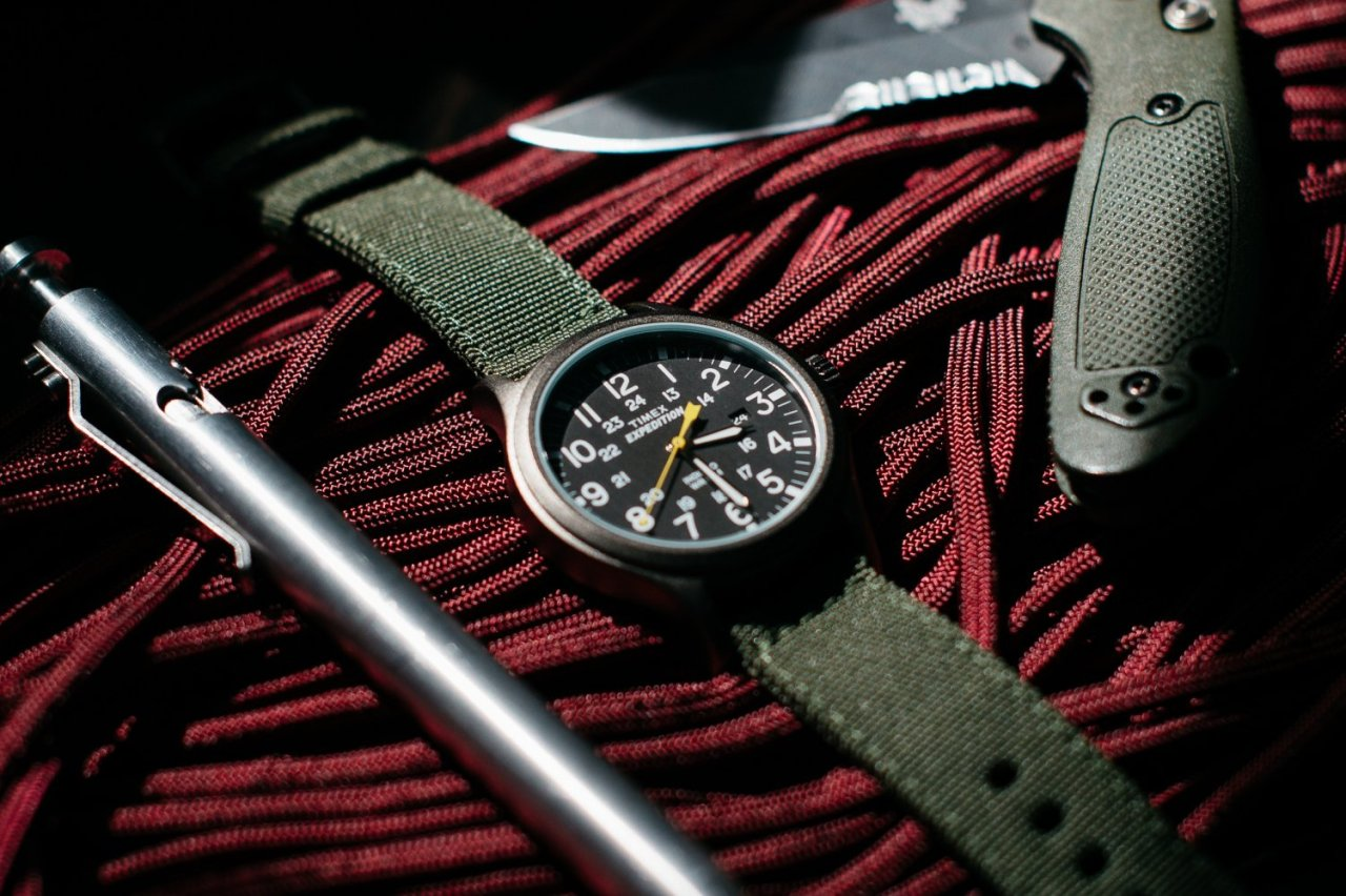 Military EDC Watches Under $100