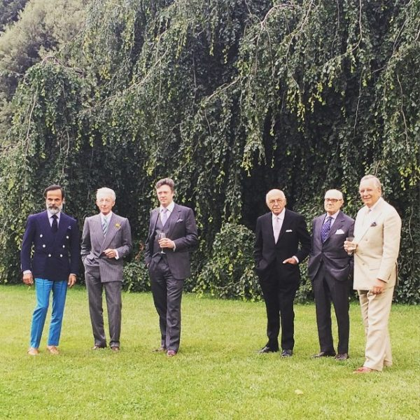 Six World-Class Tailors and Their House Styles