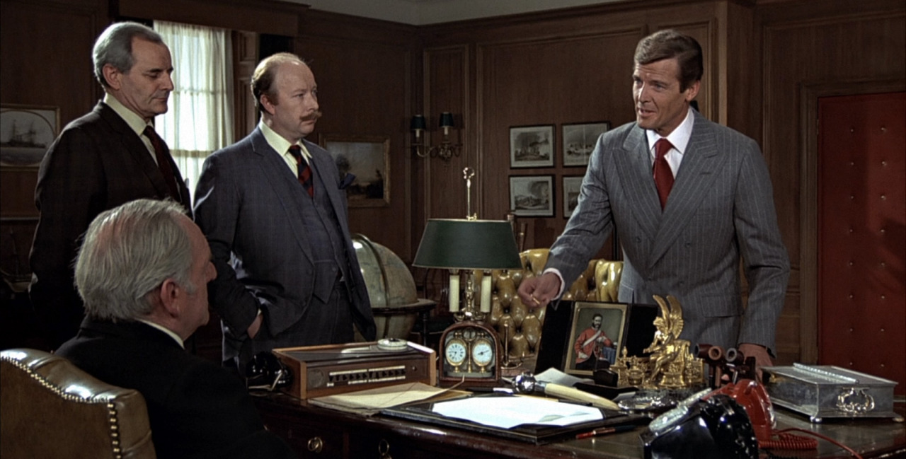 The Man with the Golden Gun,1974