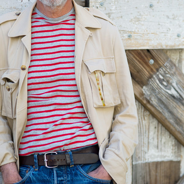 Safari Jackets for When It's Miserably Hot