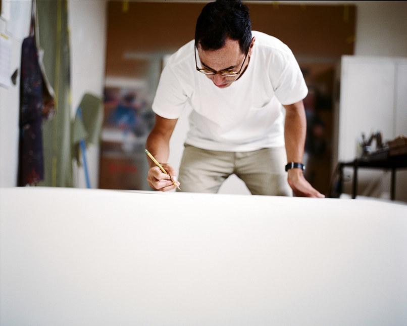 Artist Geoff McFetridge on style and DIY pants