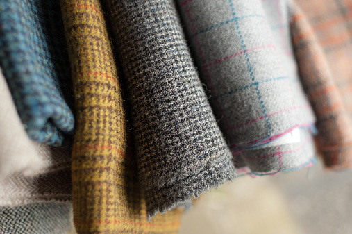 Fabric Weight: Does a Pound of Tweed Weigh the Same as a Pound of Flannel?