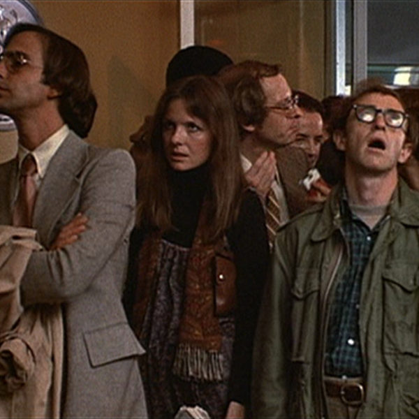 Fall Inspiration and That Annie Hall Look