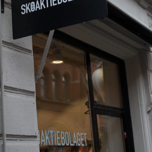 Stockholm: Skoaktiebolaget (Sp?)