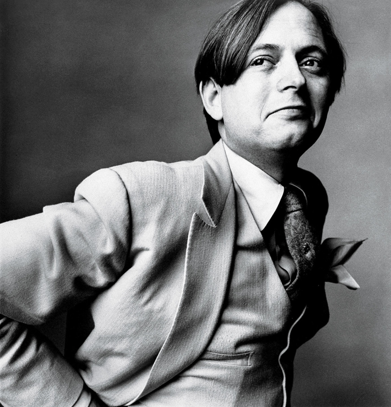 How Tom Wolfe Became That Guy with the White Suits