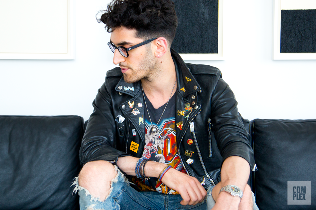 Refreshingly level-headed advice about leather jackets