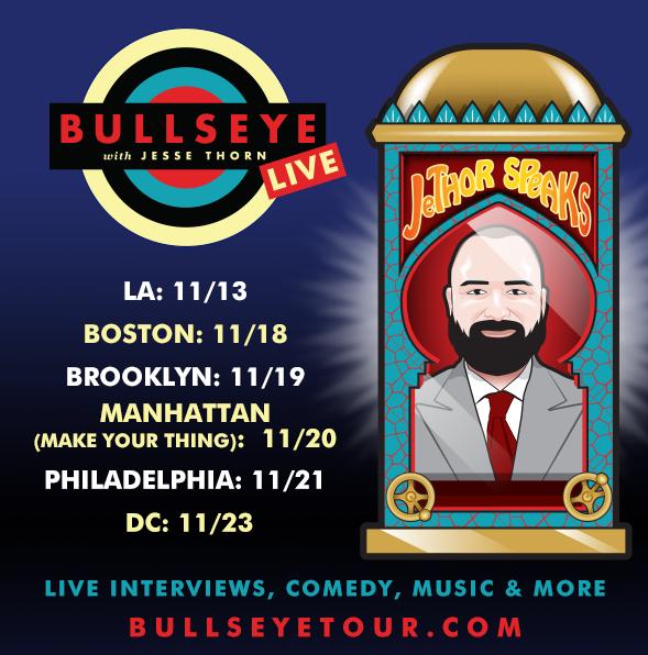 Jesse's On Tour in November!